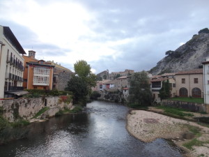 Leaving Estella